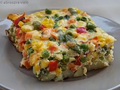 Gm Diet Vegetarian, Vegetarian Dinners, Vegetarian Recipes, Healthy Recipes, Buzzfeed Tasty, Quiche, Quick Meals, Vegetable Recipes, Food Videos