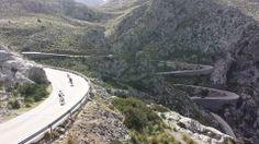 Mallorca switchbacks. Photo: Mateo Ortega / Strava