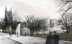 Musée National des Beaux-Arts du Québec, 2011 - BGLA - Architecture + Design Urbain