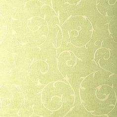 Schumacher Pamona Vine Celery Wallpaper