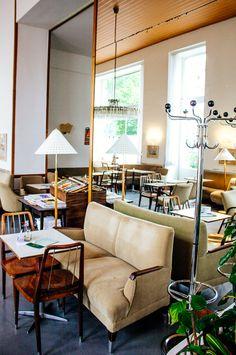 One of SAGAN Vienna team favorite meeting spot, Café Prückel, Vienna Restaurant, Vienna, Hotels, House, Furniture, Actors, Coffee, Home Decor, Image