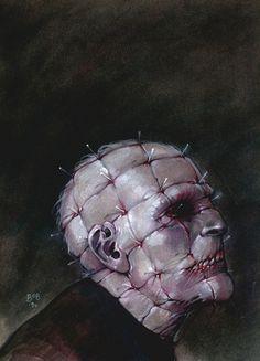Serbian Books of Blood cover art - Bob Zivkovic