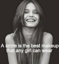 Smile Quotes For Girl 5