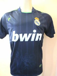 REAL MADRID   7 RONALDO YOUTH AWAY SOCCER JERSEY ONE SIZE (SIZE 14) 11 TO  12 YEARS OLD.NEW by AGMAR.  24.95. REAL MADRID   7 REAL MADRID YOUTH AWAY  SOCCER ... e8602842b