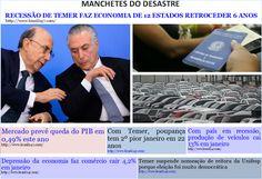 """Além d'Arena: Tributo aos idiotas do """"Fora Dilma!"""" XVII"""