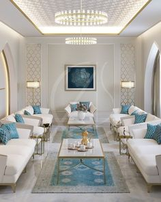For Contact : 📞 ☎️ - decor - Indian Living Rooms Ceiling Design Living Room, Home Design Living Room, Room Interior Design, Moroccan Home Decor, Sala Grande, Indian Living Rooms, House Rooms, Sofa Design, Feng Shui