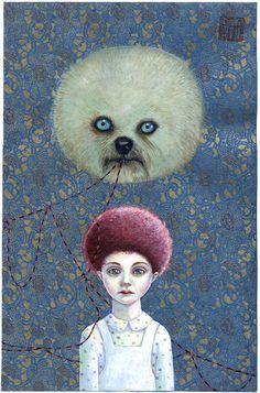 Lena Revenko: odd children series: learned helplessness