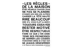 Rue De La Déco - Sticker - 20 Euros