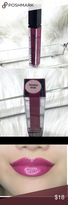 Manna Kadar LipLocked Gloss Stain Manna Babe Brand new never used. All makeup authentic. Over 1k items sold! Save the most with bundles. I offer 25% OFF on bundles of 2 or more. No trades or holds. Serious offers only please remember PM charges fees when sending an offer over. Please Ask all questions before sale. Manna Kadar Makeup Lip Balm & Gloss