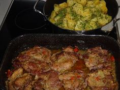 Food And Drink, Cooking Recipes, Beef, Dishes, Chicken, Foods, Meat, Bed Room, Food Food