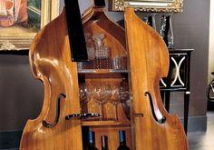 Designs Mini Bar Cabinet in Musical Furniture