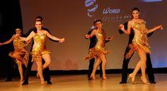lateinamerikanische tänze mambo bühne festival
