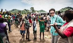 dailyexpress:  The Princess Royal visited a Tierkidi refugee camp in Ethiopia, Sept-Oct 2014.  As patron of SaveTheChildren since 1970, Princess Anne visits Africa about twice a year, visiting remote places and staying in very basic accommodations.