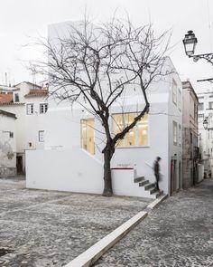 "Casa da Severa by José Adrião ""Location: Largo Severa 2, Lisbon, Portugal"" 2012"