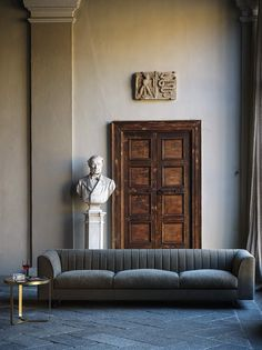 The Most Brilliant Sofa Design Quilt With Regard to Found Property Sofa Design, Sofa Furniture, Furniture Design, Deep Seat Cushions, Three Seater Sofa, Sofa Seats, Comfortable Sofa, Fabric Sofa, Interiores Design