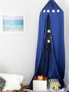Add a personal touch to your little one's lair with these DIY decor projects. They'll love our fun furniture upgrades, playful wall art and colorful accessories.