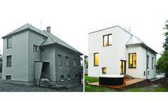 Přestavba rodinného domu z 50. let   Bydlení IQ