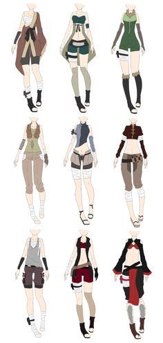 I was in the mood to create some Naruto Outfits & yeah QAQ I just hope that someone will like them III: or not... -cires- [CLOSED] #1 KawaiiPotatoo [CLOSED] #2 xMoonspirit [CLOSED...