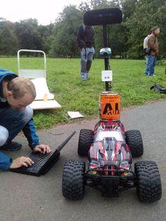 Robotour 2012 / Prag Arno, Robot, Robots