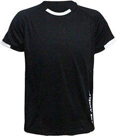 Lee Hanton Men s 100% Poly Sportswear Moisture-wicking Dry Fit Lightweight  T-Shirts at Amazon Men s Clothing store  e05b33d63949