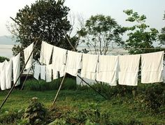 It's About Time: Monday is laundry day - a few photos