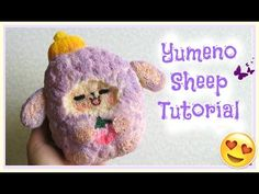 Sry for the lack of posts! School :( Anyways, today I will be showing you how to make this yumeno sheep, inspired off of the real squishy! Homemade Squishies, Cute Squishies, Diy Toys, Pucci, Diy Tutorial, Sheep, Squad, Tutorials, Youtube