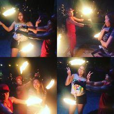 Fire fire fire! #LeSummer #Boracay