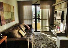 #Lindo #apartamento de 3 quartos, com todos os #armários e pisos de #madeira trocados recentemente. Além de lazer completo, o #condomínio possui 2 vagas na garagem e depósito!