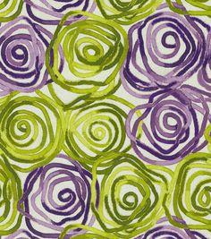 Home Decor Print Fabric- Eaton Square Melrose  Sonoma