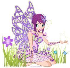 Tecna Butterflyix by Cyberwinx on DeviantArt