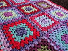 Crochet Therapy: blankets