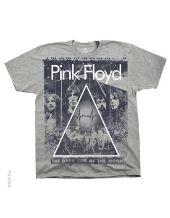 WSND Mens Pink Floyd Carnegie Hall T-Shirt