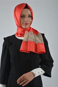 red head scarf hijab, red evening shawl, red silk look head scarf, lacy scarf, islamic gift, wedding gift, eid gift by NevaStyleCanada on Etsy