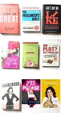 the ultimate boss babe's summer reading list
