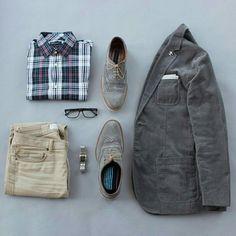 #menfashion #essentials