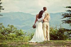 rustic mountain cabin wedding- Gatlinburg, TN photographer : Contrastphoto -http://contrastphoto.net/