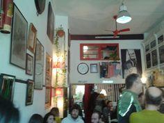 """Bar """"La peseta"""". El Grao, Valencia."""