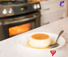 Keto Flan | Low Carb Creme Caramel | The Hungry Elephant Keto Flan || Low Carb Creme Caramel<br> Keto flan - or Creme caramel is a dish out of France & Spain. Also called crema catalana, it's a firm custard with a soft caramel drizzle that is cooked right into the flan.