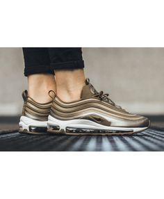 super popular 0763d 6f88c Women s Nike Air Max 97 Ultra 17 Metallic Field Hazel Rush Trainer,Fashion  sneakers, buy now Enjoy business discounts now!