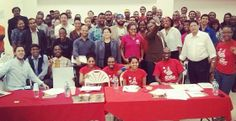 YBI Gets Into Global Entrepreneurship Week: Participants in the first ever Startup Weekend Trinidad and Tobago