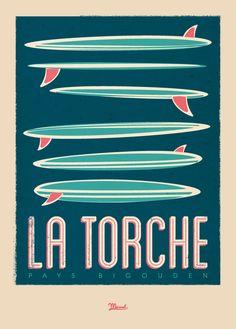 © Marcel La Torche SURFBOARDS www.marcel-biarritz.com