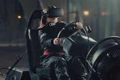 Audi's VR Experience Invites You to Drive Cars in a Sandbox - Interactive (video) - Creativity Online