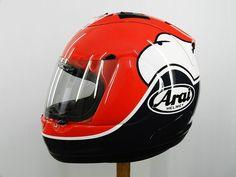 """Arai RX-GP """"Kenny Roberts PJ1 Replica"""" by Gongen Paint"""