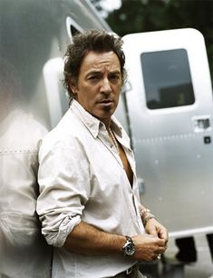 Bruce Springsteen- they don't call him the Boss for nothing!