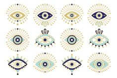 Evil Eyes — CatCoq