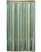 Brown shower curtains on pinterest shower curtains blue - Brown and turquoise curtains ...