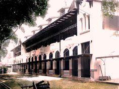 Paviliun Baru Hotel Des Indes, Batavia, 1910 1932 Jakarta, City, Cities