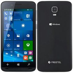 メルカリ商品: 最安値 新品 FREETEL KATANA01 ブラック/Windows10 #メルカリ
