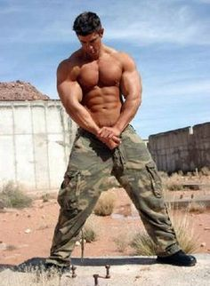 Casual nude military men pictures