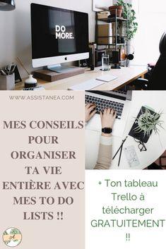 To Do List : Comment organiser ses journées - Assistanea
